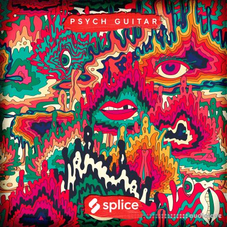 Splice Originals Psych Guitar with Omalii