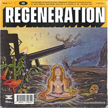 The Rucker Collective 039 Regeneration