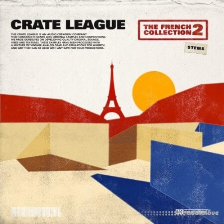 The Crate League French Collection Vol.2