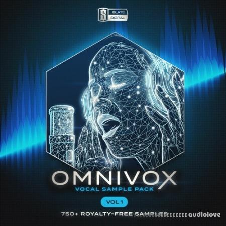 Slate Digital Omnivox Vocal Sample Pack
