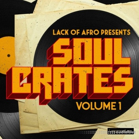 Loopmasters Lack Of Afro Soul Crates Vol.1