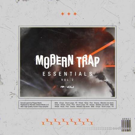 Renraku Modern Trap Essentials Volume 2