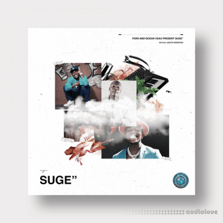 Ocean Veau and Fiori Suge XP + Drum Kit