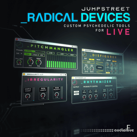 Futurephonic Radical Devices for Live