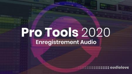 Elephorm Maîtrisez Pro Tools 2020 Enregistrement audio