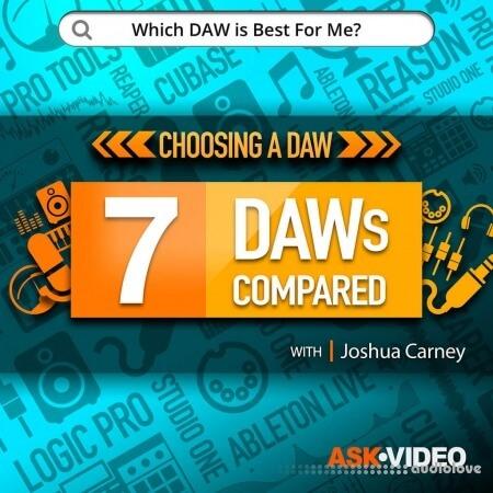 Ask Video Choosing A DAW 101 7 DAWs Compared