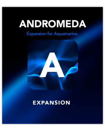 Muze Andromeda Expansion for Aquamarine Complete
