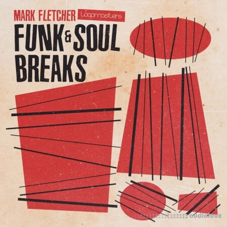 Loopmasters Mark Fletcher Funk and Soul Breaks