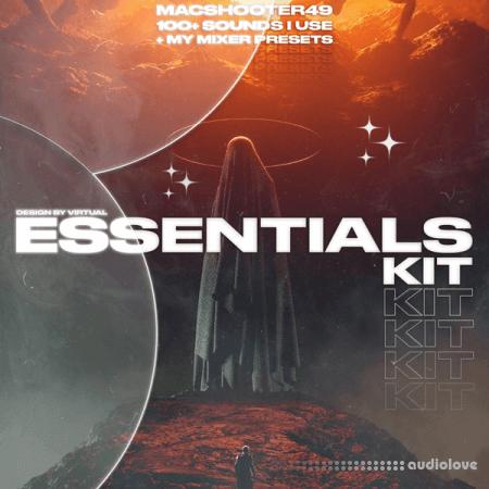 macshooter49 Essentials Drum Kit
