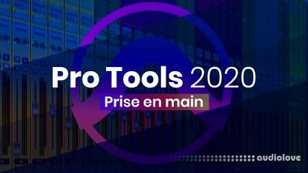 Elephorm Pro Tools 2020 Prise en main