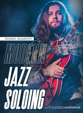 JTC Roman Bulakhov Modern Jazz Soloing