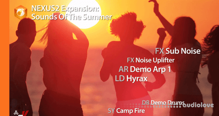 ReFX Nexus Summer Deep Chill