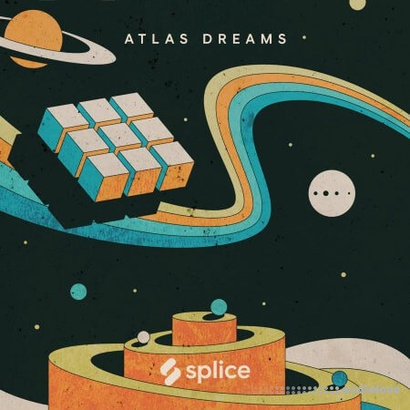 Splice Originals Atlas Dreams Alt RnB