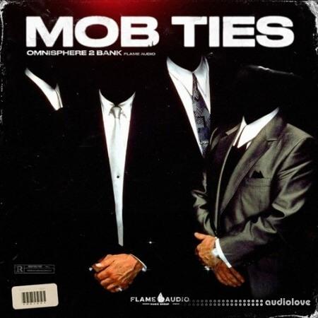Flame Audio Mob Ties
