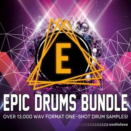 Electronisounds Epic Drums Bundle