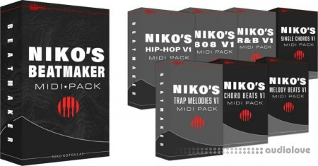 Niko's Beatmaker MIDI Pack MiDi