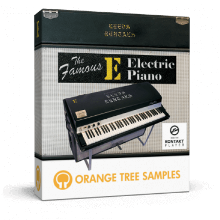 Orange Tree Samples The Famous E Electric Piano