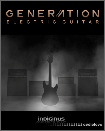 Indiginus Generation Electric Guitar