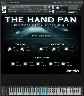 SampleHero The Hand Pan
