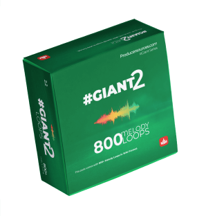 ProducerSources Giant 2 Melodies Edition