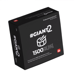 ProducerSources Giant 2 Drums Edition