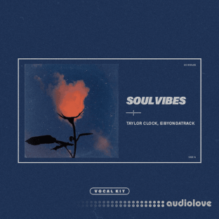 Eibyondatrack x Taylor Clock Soul Vibes (Vocal Kit)