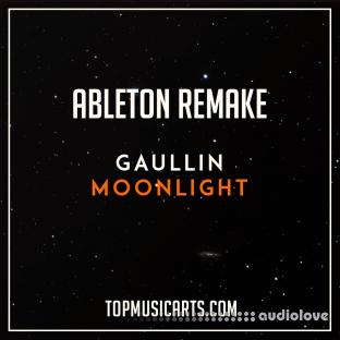 Top Music Arts Gaullin Moonlight Ableton Live 9 Remake (Future House Template)