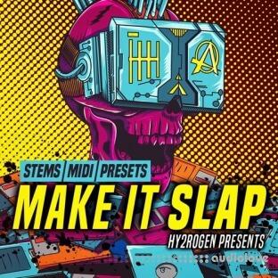 HY2ROGEN Lock Make It Slap