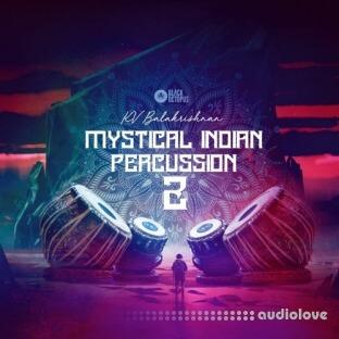 Black Octopus Sound Mystical Indian Percussion 2 By KV Balakrishnan