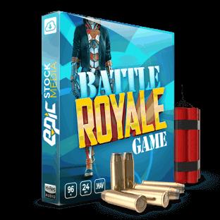 Epic Stock Media Battle Royale Game