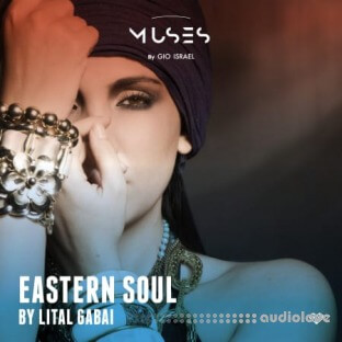 Gio Israel Muses Eastern Soul by Lital Gabai