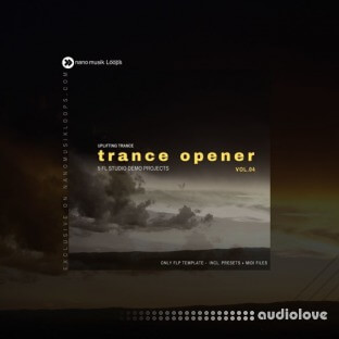 Nano Musik Loops Trance Opener Vol.4