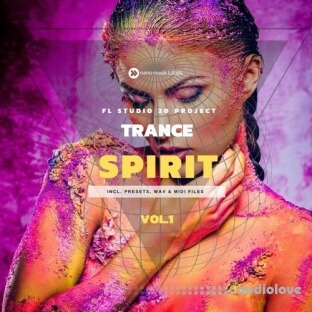 Nano Musik Loops Trance Spirit Vol.1