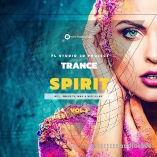 Nano Musik Loops Trance Spirit Vol.3
