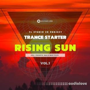 Nano Musik Loops Trance Starter Rising Sun Vol.1