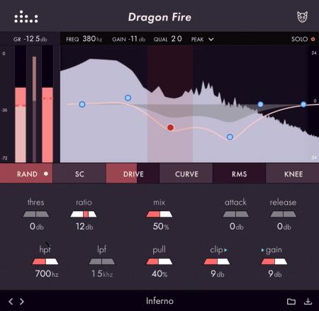 Denise Audio Dragon Fire