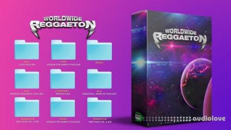 MidiLatino Worldwide Reggaeton