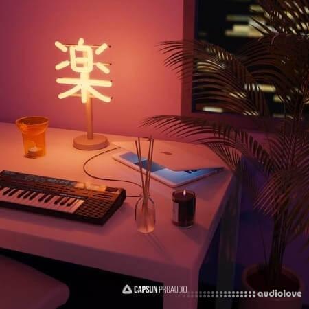 Capsun ProAudio Bedroom Beats and Lofi Hip-Hop Vol.3