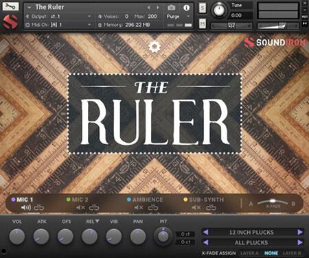 Soundiron The Ruler