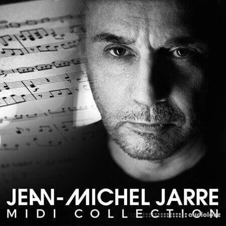 Jean Michel Jarre MIDI Collection 2020