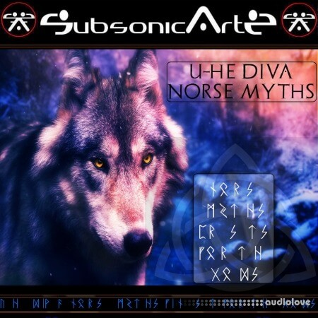 Subsonic Artz Norse Myths for DIVA