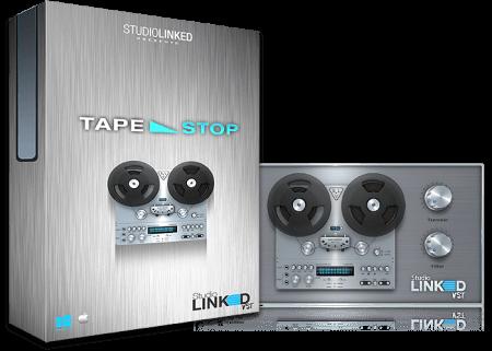 StudioLinkedVST TapeStop FX
