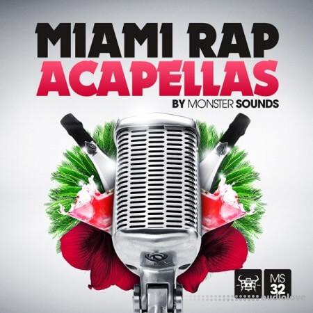 Monster Sounds Miami Rap Acapellas MULTiFORMAT