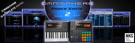 Spectrasonics Omnisphere 2 NKS Library for Komplete Kontrol and Maschine