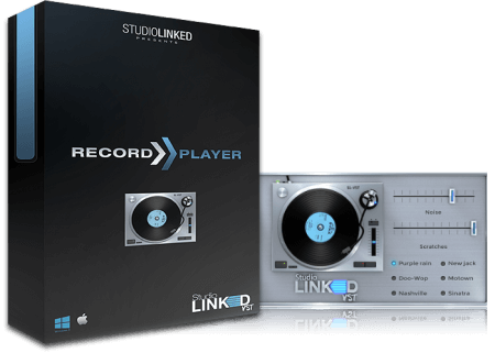 StudioLinkedVST Record Player