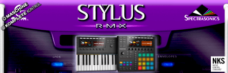 Spectrasonics Stylus RMX NKS Library for Komplete Kontrol and Maschine