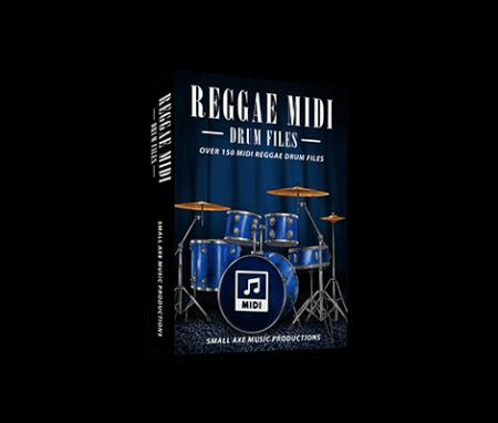 Tropical Samples Reggae Midi Drums MiDi