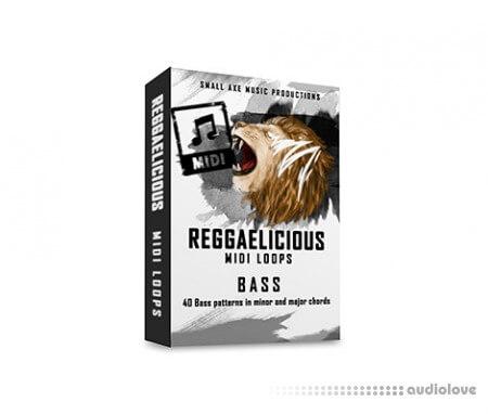 Tropical Samples ReggaeLicious Bass MIDI MiDi