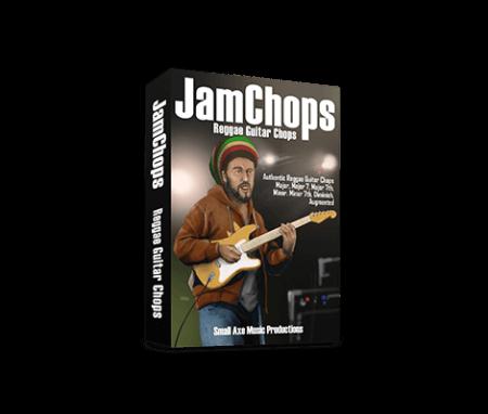 Tropical Samples JamChops Guitar Reggae