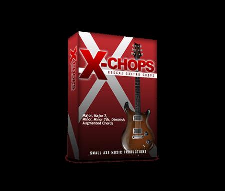 Tropical Samples X-Chops Reggae Guitar Chops WAV